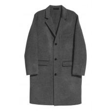 Палто от кашмирена смес