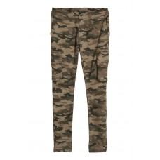 Еластичен карго панталон