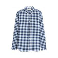 Риза, ленена смес Regular fit